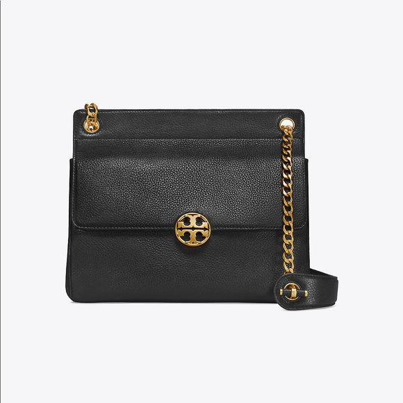 ddffe1332407 Tory Burch CHELSEA FLAP SHOULDER BAG